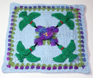 NEW Square Finished 5